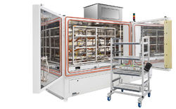 Test System for Lithium Ion Energy Storage Systems