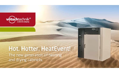 Hot benefits. HeatEvent!