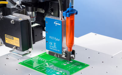 Nordson EFD Introduces the Latest Innovations in Jet Dispensing Technology